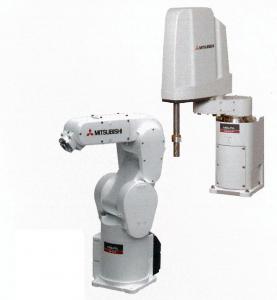 三菱の産業用ロボットMELFA-F